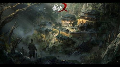 《武侠X》邀您共赴江湖之约!
