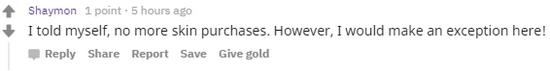 Reddit网友自制堡垒之夜皮肤 霸气的战斗老爷爷