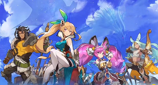 任天堂入股Cygames 将合作推出ARPG手游《DRAGALIA LOST》