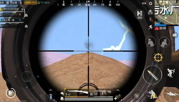 绝地求生刺激战场多排狙击手玩法心得。