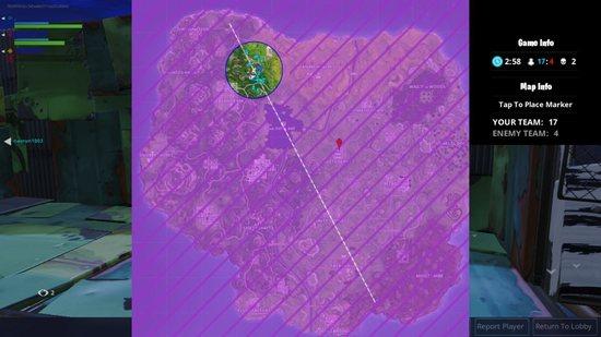 堡垒之夜手游50v50 V2模式介绍 50v50玩法解析