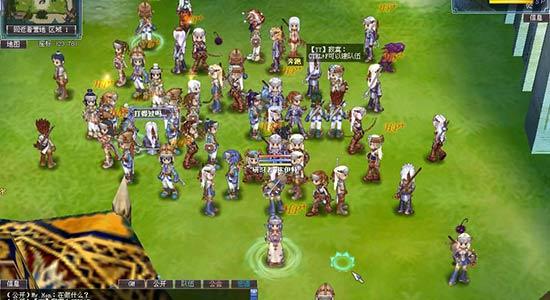 胡莱游戏公布《炎龙骑士团》手游版