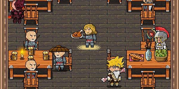 我!嘤酱就算饿死也不会吃《冒险者食堂》一点东西!