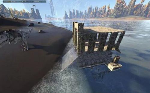 方舟生存进化困龙船怎么做