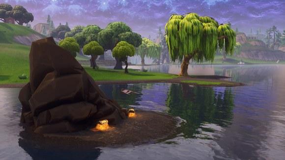 堡垒之夜手游全新地图介绍 所有改变区域详解
