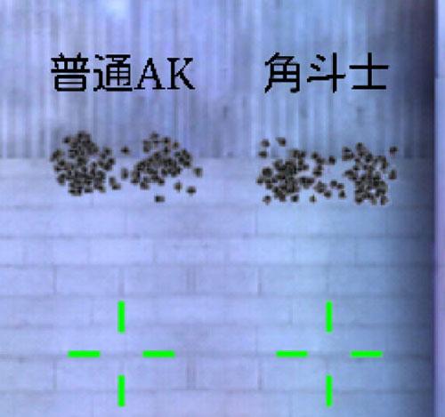 CF手游AK47角斗士3