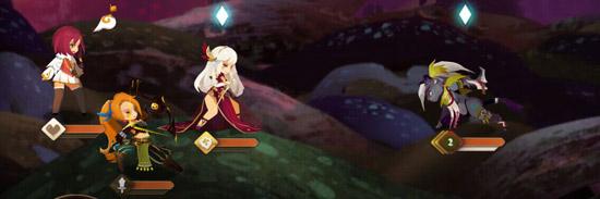 万象物语结晶搜集中级豹女