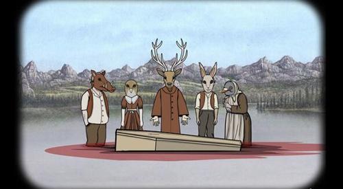 锈湖:悖论
