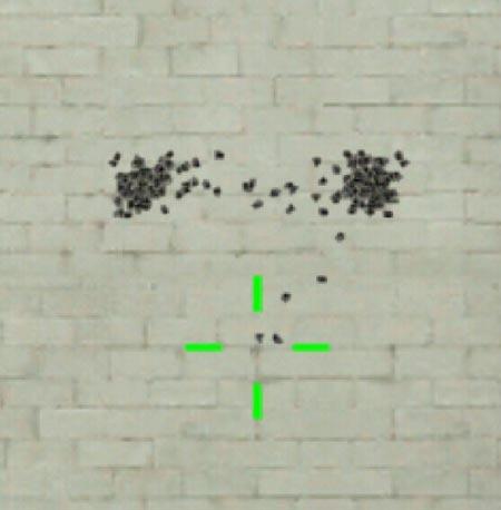 CF手游黄金M249解析4