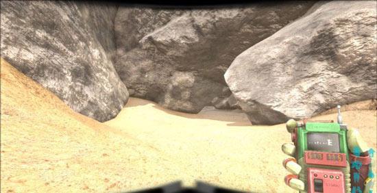 方舟生存进化沙漠矿洞1