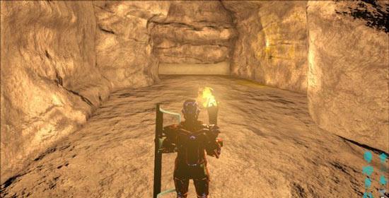 方舟生存进化沙漠矿洞28