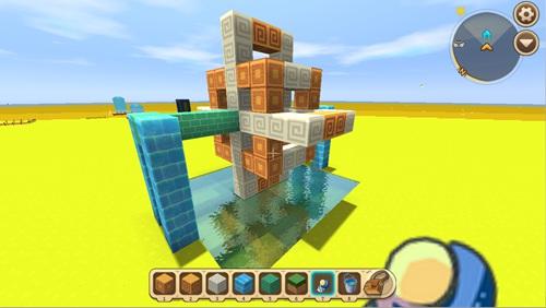 迷你世界水中风车怎么做 水中风车教程