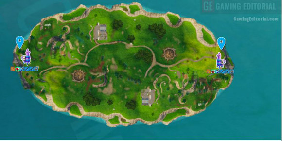 堡垒之夜手游1v1地图概念 超符合玩家预想