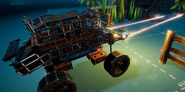 敖厂长盛赞的战车DIY游戏 如今也能在手机上玩到啦!