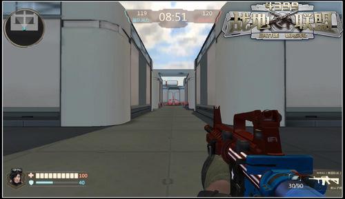 战地联盟瞄具实战效果介绍 各瞄具效果解析