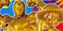 """这回银时真的变金时了!《JUMP》推出人气漫画主角""""纯金""""手办"""