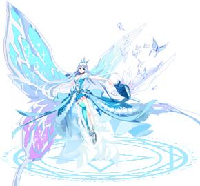 奥奇传说银翼女神爱芙罗
