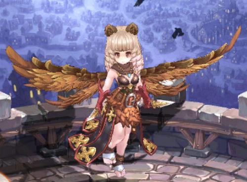 吟游战记翼天使