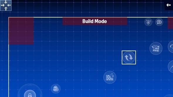 堡垒之夜手游自定义UI界面 按键自定义设置