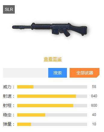 和平精英狙击枪