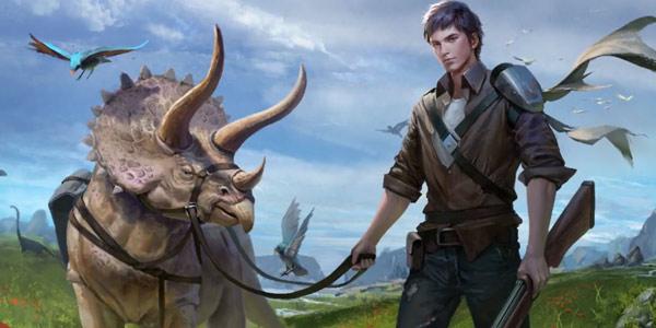 驯服恐龙打造避难所 多人沙盒生存游戏《陨落世界》7月开测