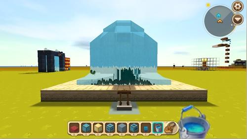 迷你世界开关喷泉怎么做 开关喷泉教程