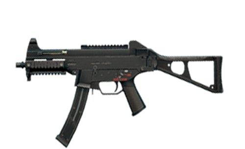 和平精英UMP9枪械解析 步枪的最佳替身