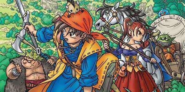 """当之无愧的国民RPG 日本认证5月27日为""""勇者斗恶龙日"""""""