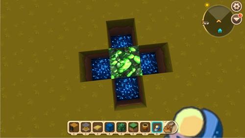 迷你世界钻石矿诱捕陷阱怎么做 钻石矿诱捕陷阱教程