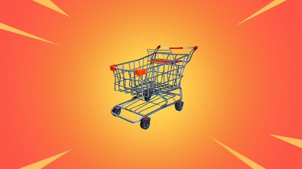 堡垒之夜手游v4.3更新 购物车载具要上线啦