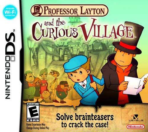 雷顿教授与不可思议的小镇