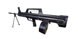 荒野行动95式轻机枪怎么样 95式轻机枪属性解析