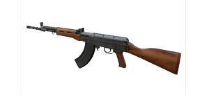 荒野行动81式自动步枪怎么样 81式自动步枪属性解析