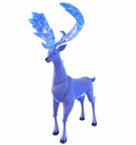 创造与魔法精灵鹿