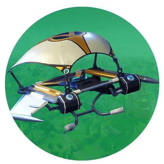 堡垒之夜手游滑翔机伟大成就怎么得 Triumph滑翔机介绍