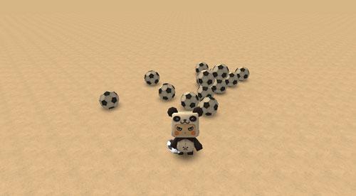 迷你世界足球