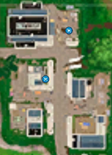 堡垒之夜手游购物车在哪里 购物车刷新点解析