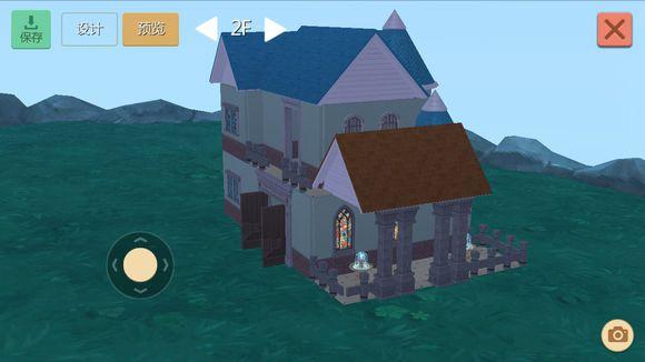 创造与魔法小别墅设计图 小别墅建筑设计图纸