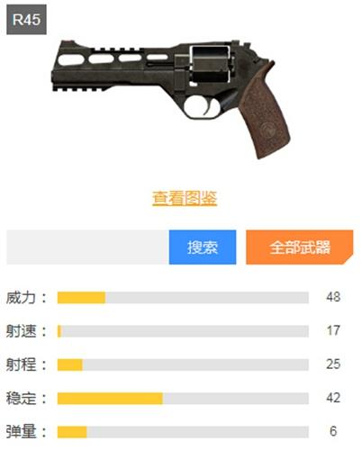 和平精英手枪