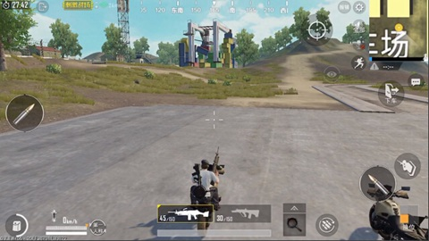 地求生刺激战场新版本摩托车开枪bug