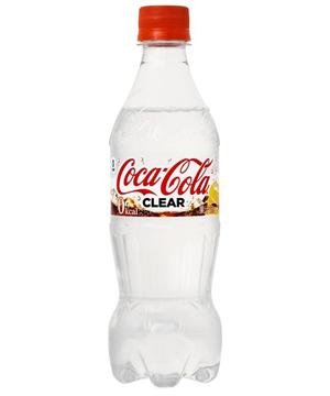 透明可口可乐包装
