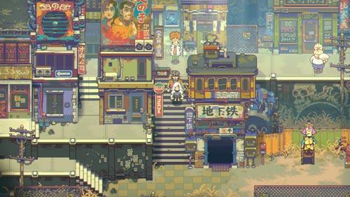 《大地之子》游戏截图