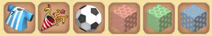 迷你世界足球系列道具