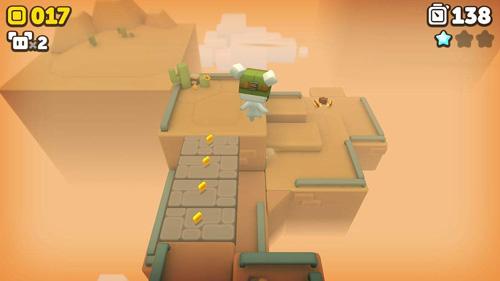 《苏西的立方体》游戏截图