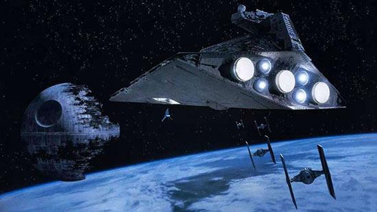 《星球大战7》导演与腾讯合资开发游戏
