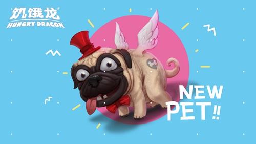 用一只狗创作出来的游戏宠物——来自《饥饿龙》的开发故事