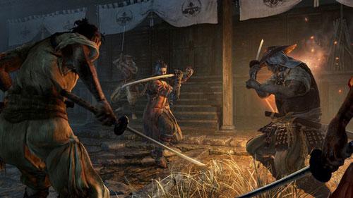 《隻狼》游戏画面
