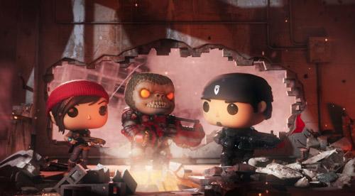 《战争机器POP!》宣传视频截图