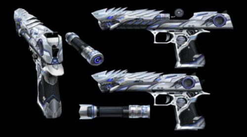 CF手游新版本武器1