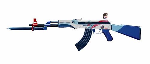 CF手游新版本武器21